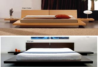 Giường ngủ kiểu nhật 01