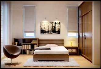 Giường ngủ đẹp 12