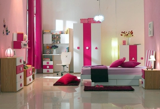 Giường trẻ em 05