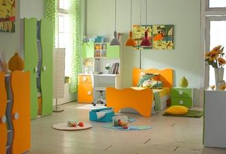 Giường trẻ em 07