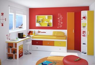 Giường trẻ em 26