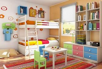 Giường trẻ em 32
