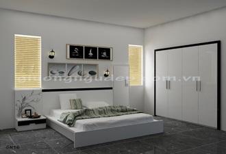 Phòng ngủ đẹp PND03