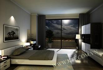 Phòng ngủ đẹp PND07