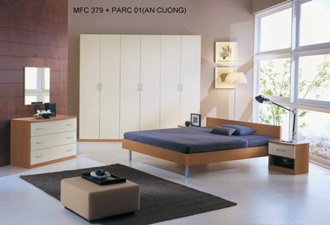 Phòng ngủ đẹp PND18