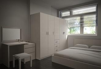 Phòng ngủ đẹp PND34