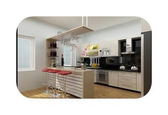 Tủ bếp TB 04