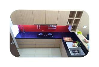 Tủ bếp TB 17
