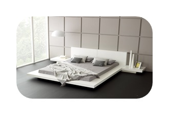 Giường ngủ kiểu nhật 45