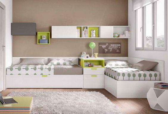 Giường trẻ em GTE111