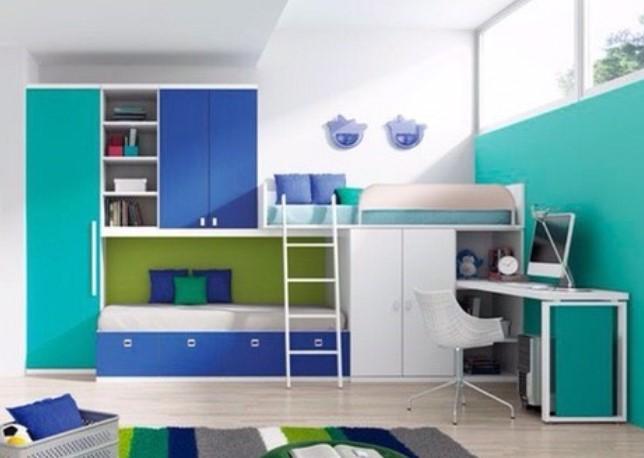 Giường trẻ em GTE115