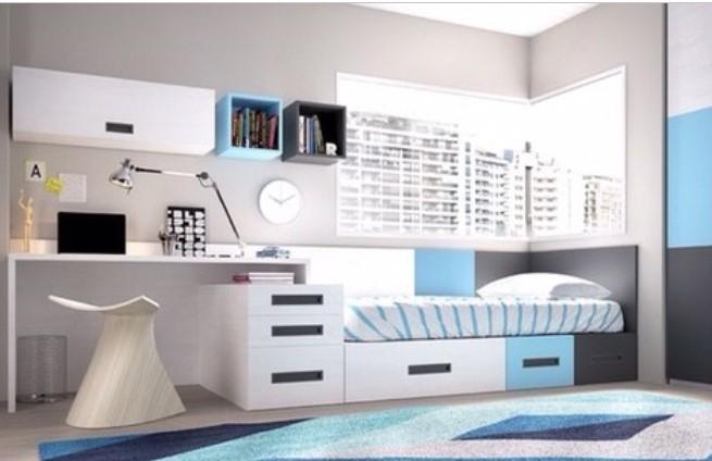 Giường trẻ em GTE118
