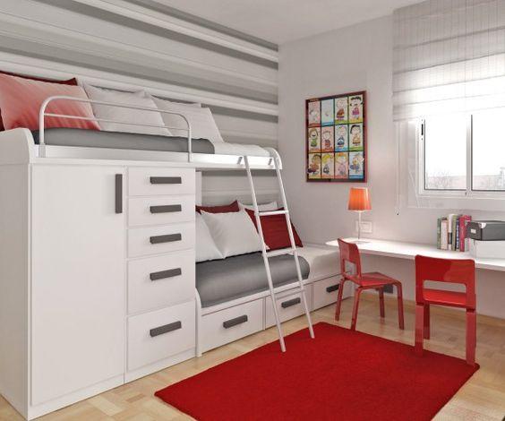 Giường trẻ em GTE129