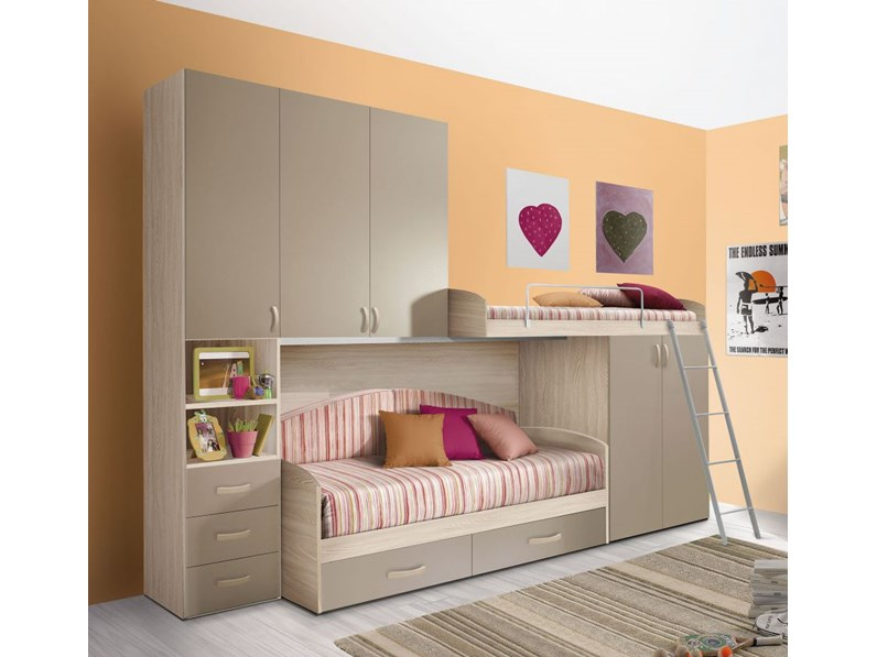 Giường trẻ em GTE130