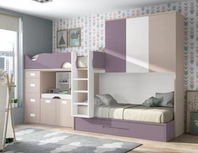 Giường trẻ em 133