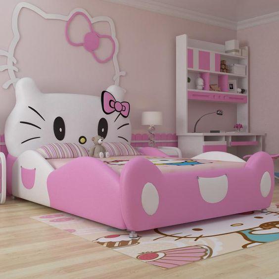 Giường trẻ em GTE139