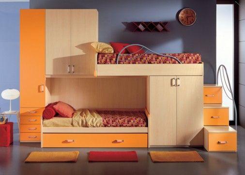 Giường trẻ em GTE 141