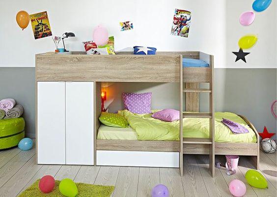 Giường trẻ em GTE142
