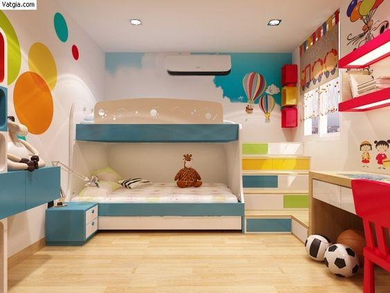 Giường trẻ em GTE149