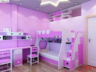 Giường ngủ trẻ em GTE150