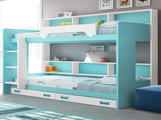 Giường trẻ em GTE113
