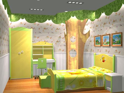 Giường trẻ em GTE153
