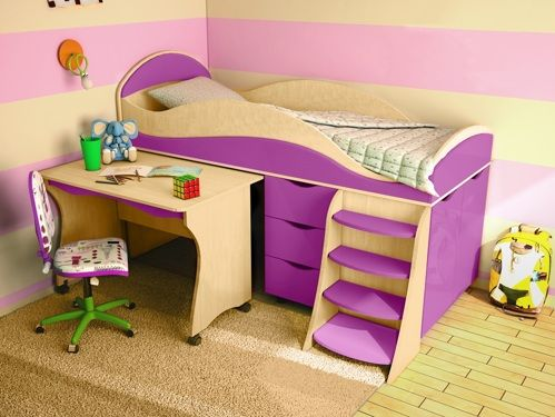 Giường trẻ em GTE156
