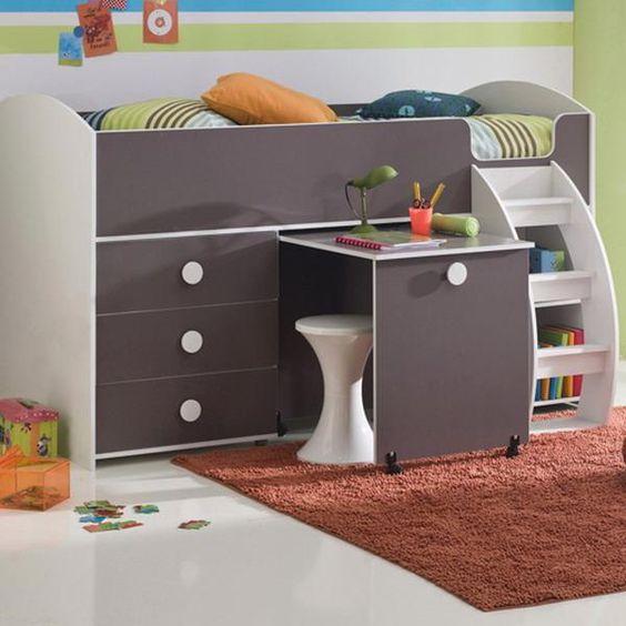 Giường trẻ em GTE157