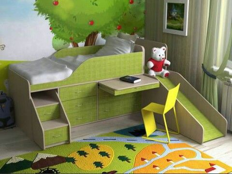 Giường trẻ em GTE158