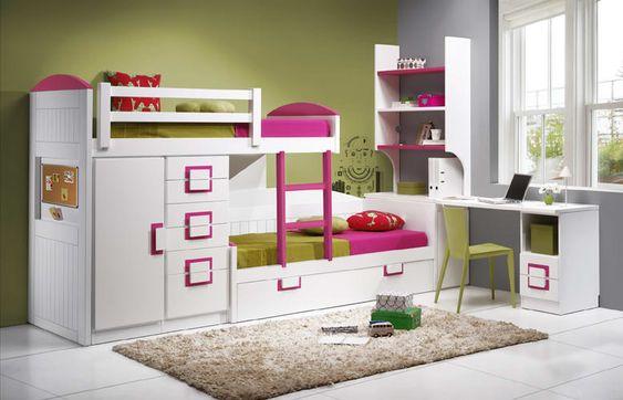 Giường trẻ em GTE159
